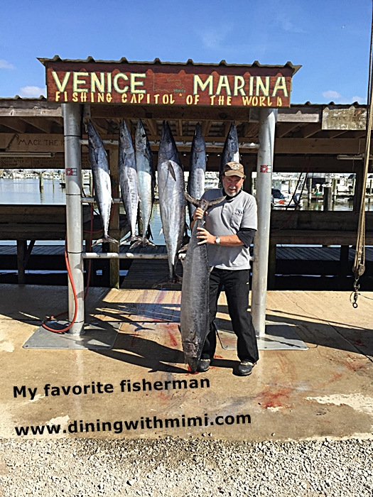 Venice Marina with Grill-Mans Catch