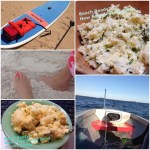 Fresh Beach Mix Ideas serving New Fresh Potato Salad