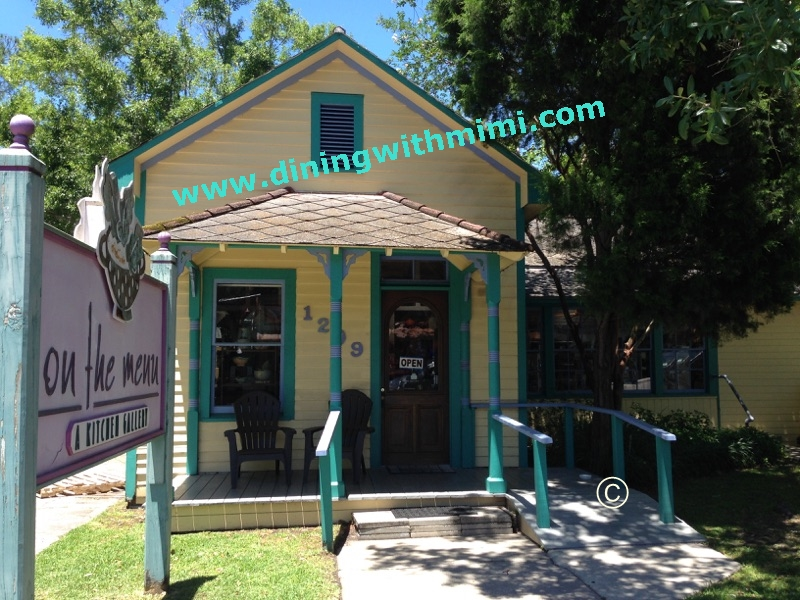 Great Kitchen Store Ocean Springs 24 Hours Coastal Mississippi www.diningwithmimi.com