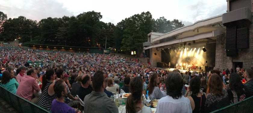 Sheryl Crow Concert Chastain Park Atlanta 30 hours Roadtripping www.diningwithmimi.com