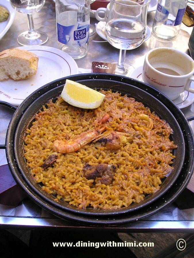 Manchego Frittata Mimi Style www.diningwithmimi.com