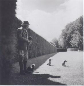 Maiorul Lawrence Johnston - Hidcote Garden