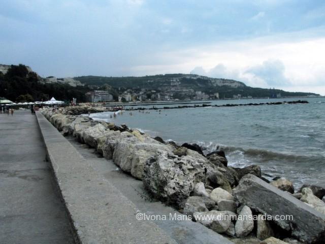 """Plaja"" din Balchik"