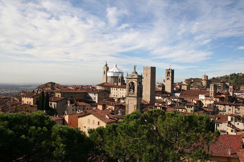 Unul dintre evenimentele importante care se desfasoara in Bergamo este The Landscape Masters, devenit in decurs de 3 ani unul dintre cele mai importante evenimente nationale si internationale dedicate peisagisticii si legaturii dintre natura si arhitectura. In 2015 va avea loc a 4 editie a acestui festival
