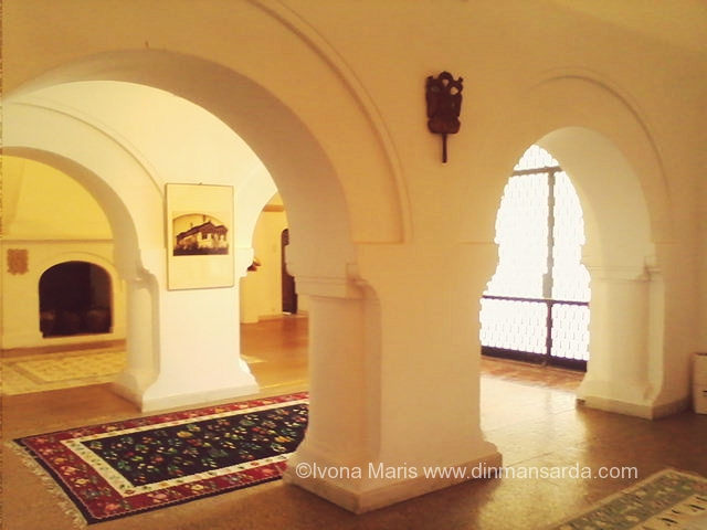 interior palatul mogosoaia