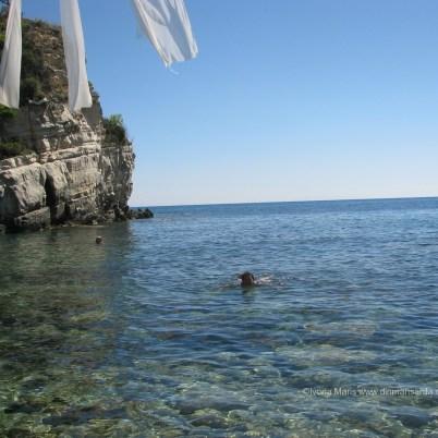 O alegere inspirata pentru ultima zi, Cameo Island!