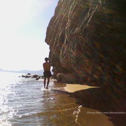 Inapoi spre Dafni Beach