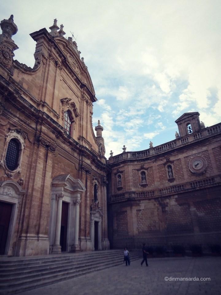 Basilica Cattedrale Maria Santissima della Madia - Monopoli