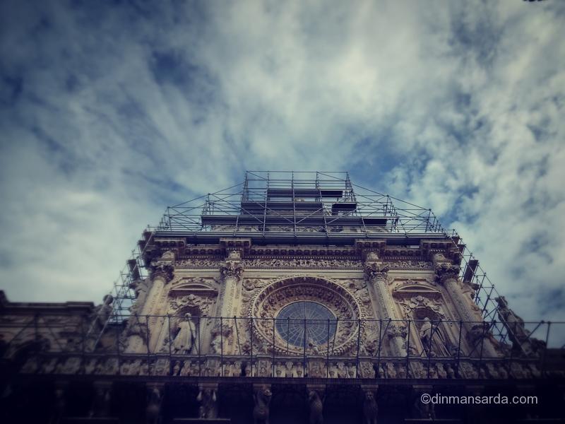 Lecce, perla peninsulei Salento
