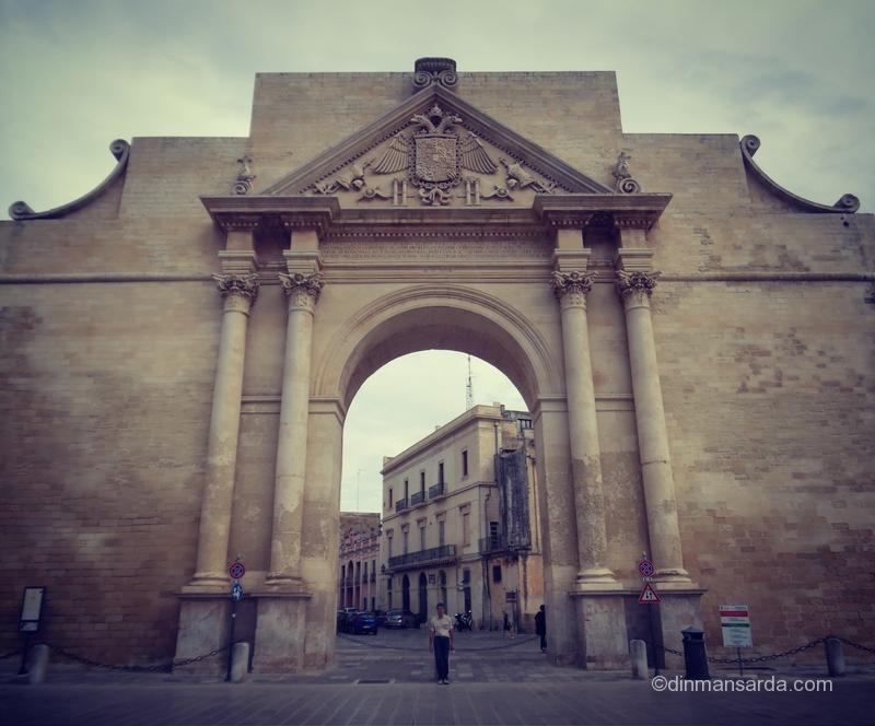 Porta Napoli - Lecce