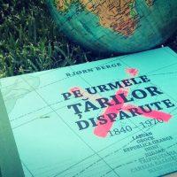 Pe urmele țărilor dispărute în timbre, lecturi, muzică și film