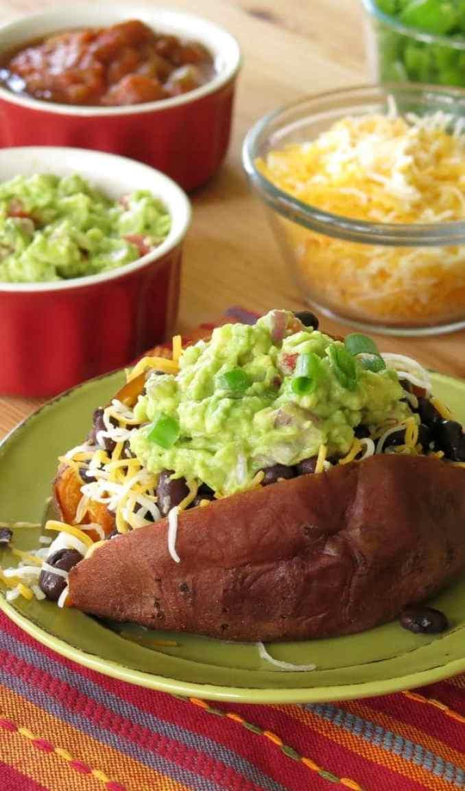 quick and easy dinner ideas, simple dinner ideas, crockpot potato bake