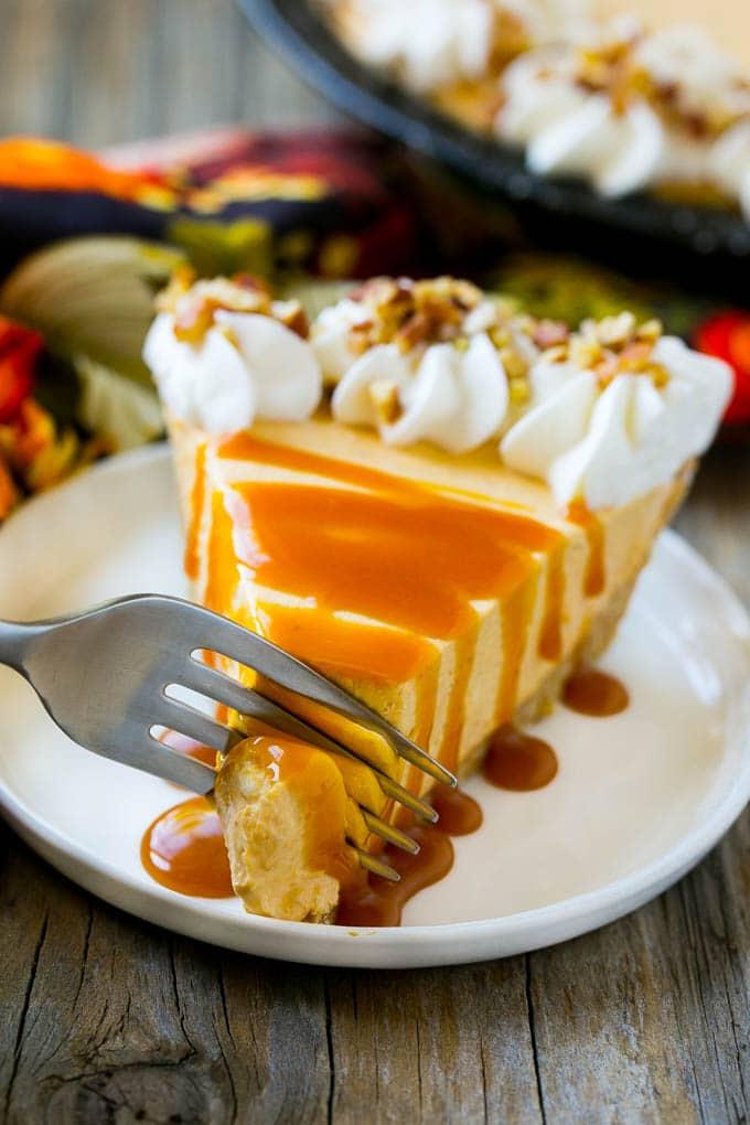 Philadelphia Cream Cheese Pumpkin Pie