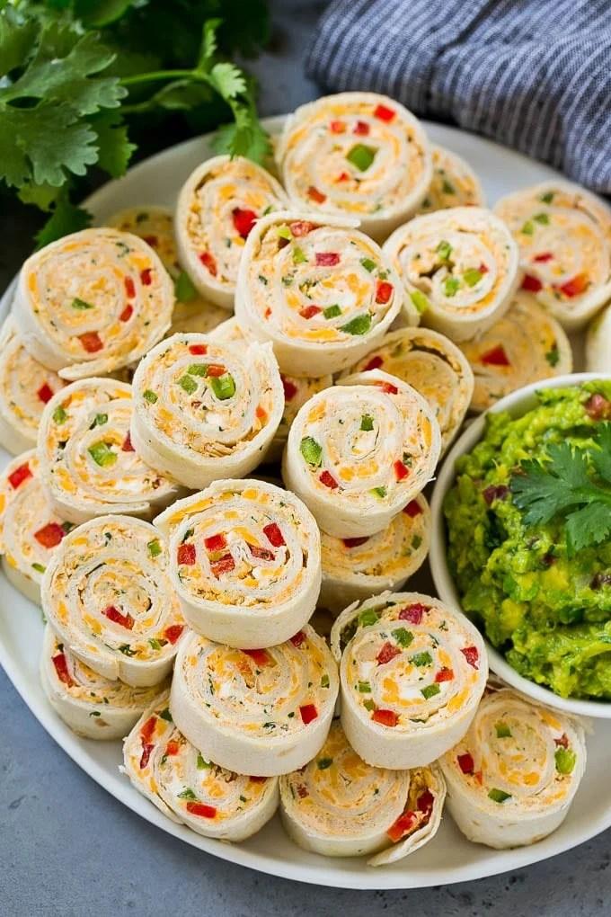 Taco Pinwheel