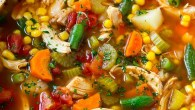 Permalink to Chicken Vegetable Soup