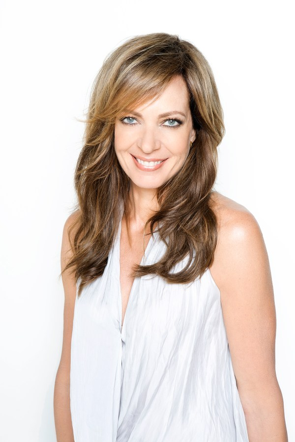 Allison Janney Show-show Dinner Party