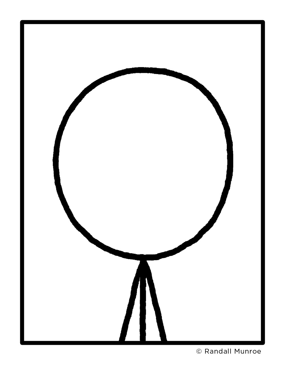 Randall Munroe Makes the Complicated Stuff Simple for Us