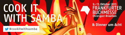 Cook it with Samba!