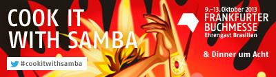 Cook it with Samba!