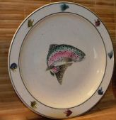 Trout Dinnerware