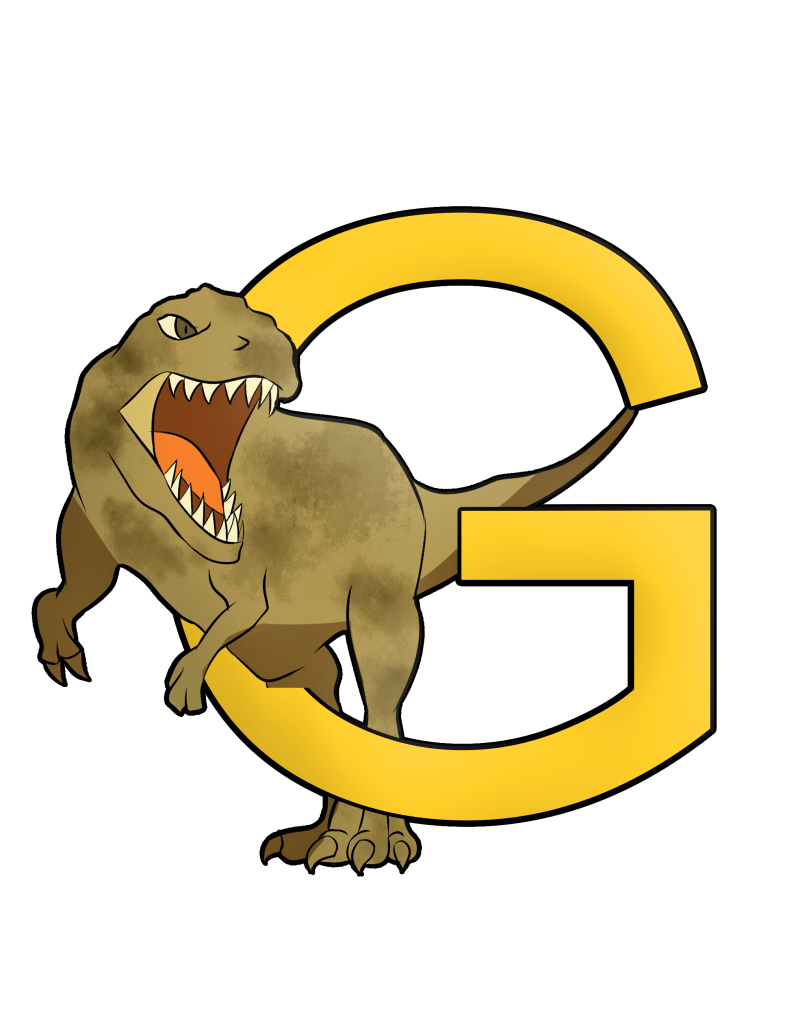 free dinosaur coloring pages from a z