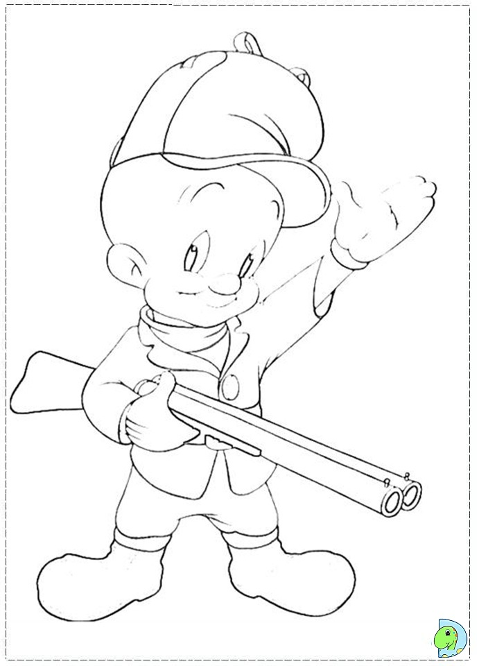 Elmer Fudd Drawing At Getdrawings Com