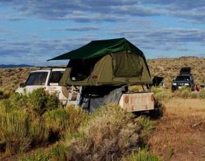 Dinoot Jeep Trailers desert1