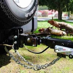 Jeep Trailer Frame Parts LocknRoll