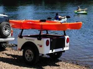 Dinoot Jeep Trailers Jeep Style Tub Kit Dinoot Trailer Kayak Hauler