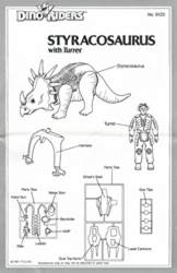 SPECIAL FEATURES-FOREIGN DINO RIDERS