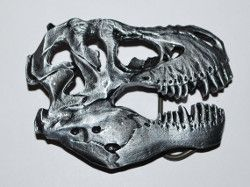 dinosaur belt buckle