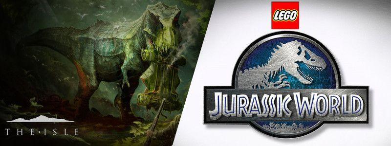dinosaur video games