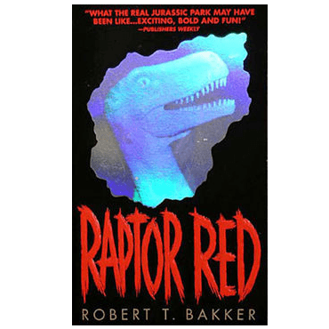 Raptor Red Book Review