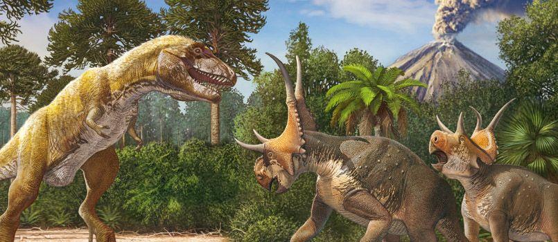dinosaur paleoart