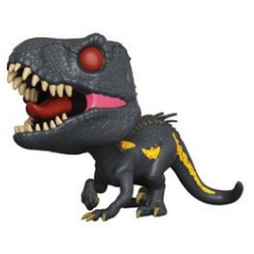 Funko's Jurassic World Fallen Kingdom Indoraptor Pop