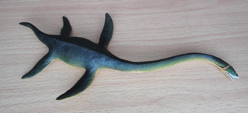 elasmosaurus wild safari by safari ltd dinosaur toy blog