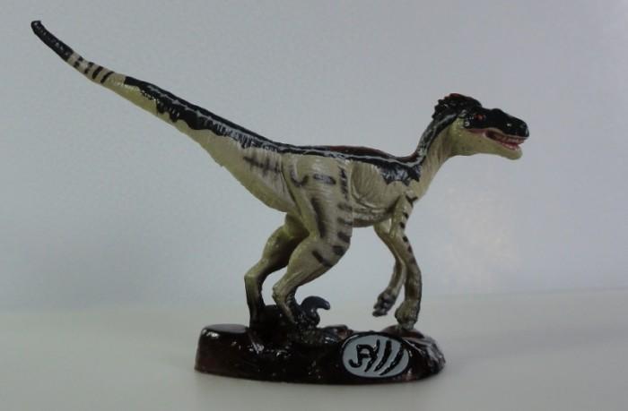 Jurassic Park 3 Velociraptor Toy Male Velocirapt...