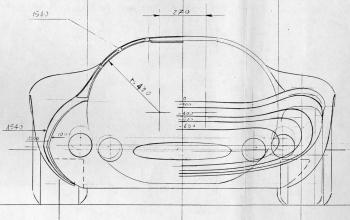 24 hundred. Berlinetta Competizione
