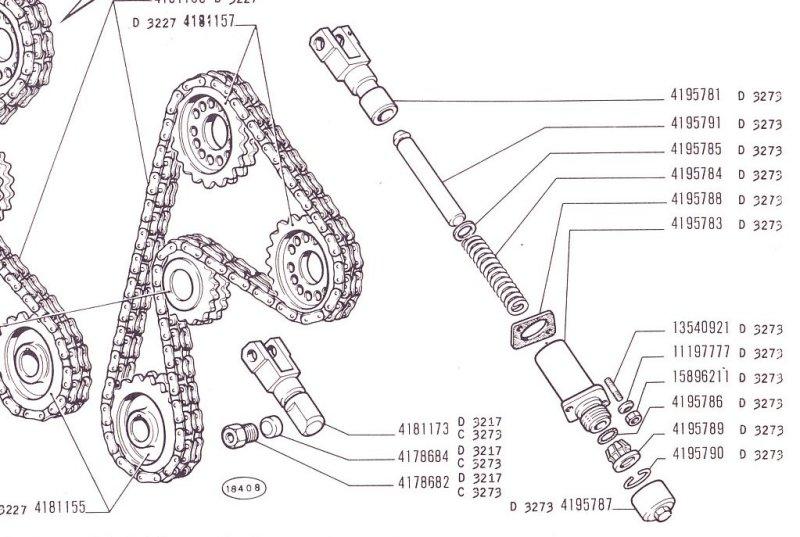 24 hundred. Timing Chain Adjustors