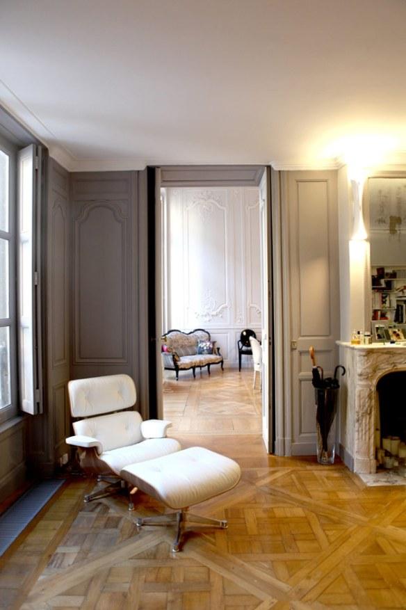 decoración chaise longue