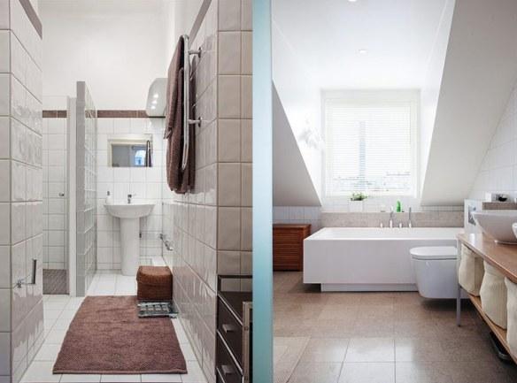 decoración baño moderno contemporáneo
