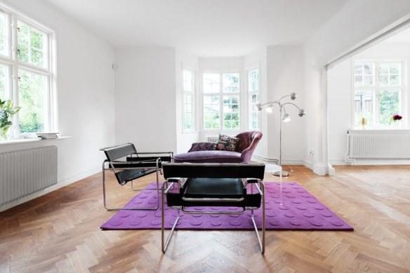 decoración estilo nórdico tipo Ikea
