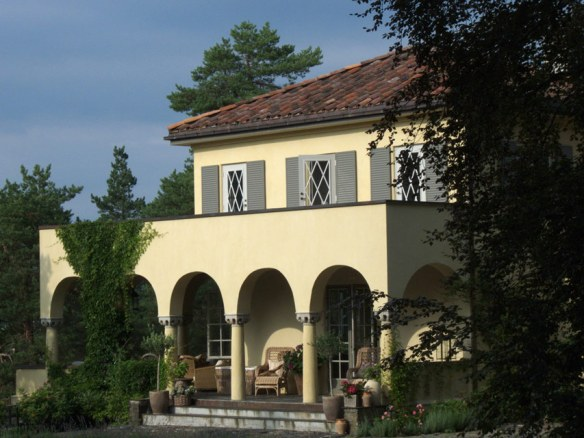 villa de campo