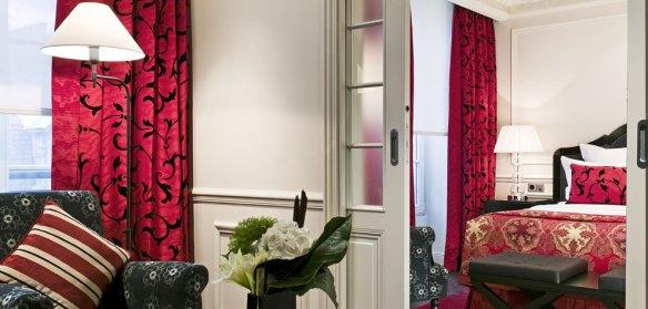 decoración estilo elegante y sofisticado