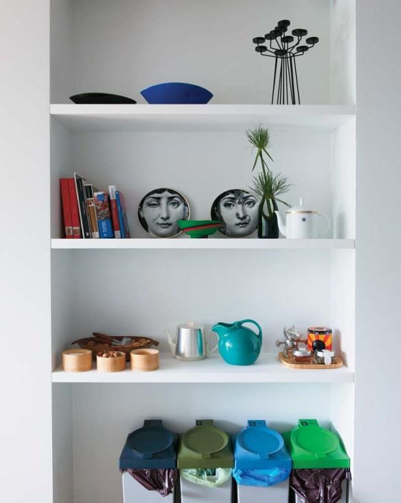 decoración mueble ecléctico moroso patricia urquiola