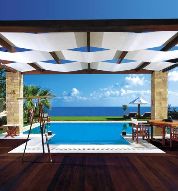 Hotel con encanto piscina