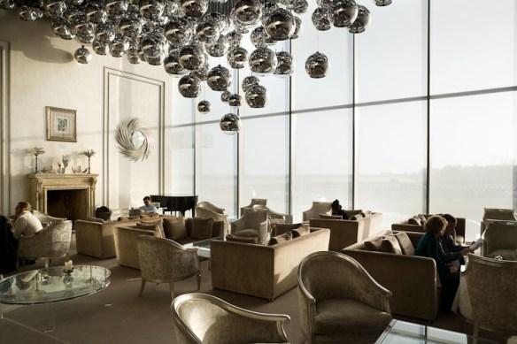 decoración glamour sofisticado