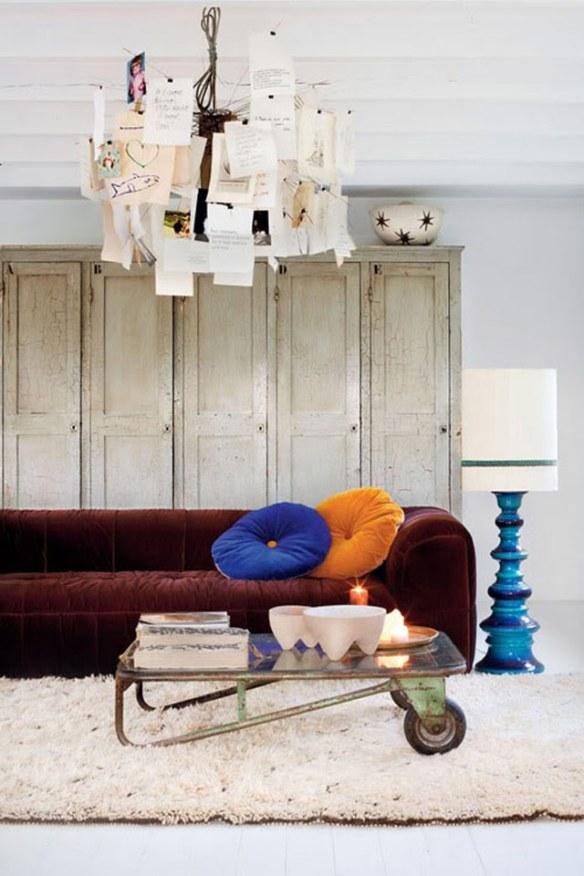 decoración vintage