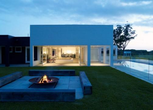 Diseño Casa Minimalista Amileka