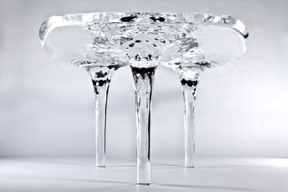 liquid glacial table 1
